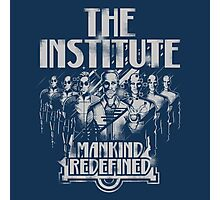 The Institute - Mankind Redefined G Photographic Print