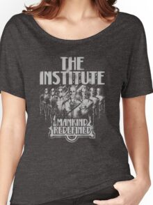 The Institute - Mankind Redefined G Women's Relaxed Fit T-Shirt