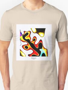 MIRRORED SKY - With Border T-Shirt
