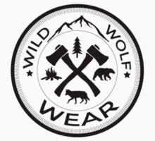 Wild Wolf Kids Tee