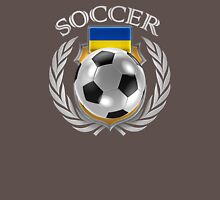 Ukraine Soccer 2016 Fan Gear Unisex T-Shirt