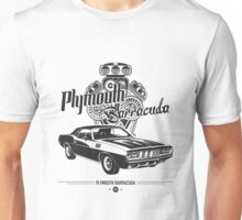 Plymouth Barracuda Unisex T-Shirt