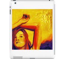 Sunlight, 15-15cm, 2011, watercolors and acryl iPad Case/Skin