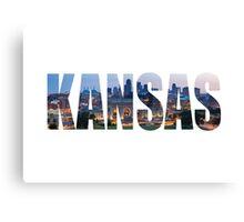 Kansas City Canvas Print