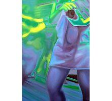 The photographer, 2011, 53-80cm, oil on canvas Photographic Print