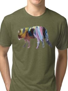 Civet cat Tri-blend T-Shirt