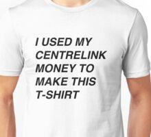 dole it out Unisex T-Shirt