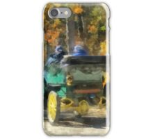 Stanley Steamer Automobile iPhone Case/Skin