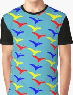 Primary geese Graphic T-Shirt