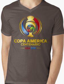 Copa America 2016 Mens V-Neck T-Shirt