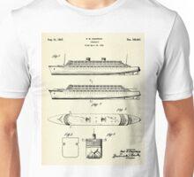 Steamship-1937 Unisex T-Shirt