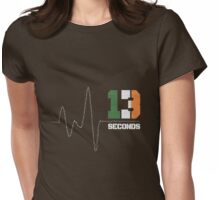 Conor McGregor - 13 Seconds Womens Fitted T-Shirt