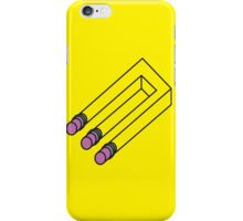 Illusion of Mistakes iPhone Case/Skin