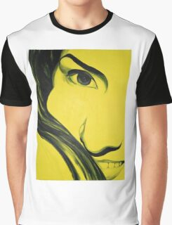 Yellow me, 50-70cm, 2011, oil on canvas Graphic T-Shirt