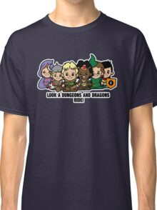 Lil Dungeons and Dragons Classic T-Shirt