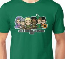 Lil Dungeons and Dragons Unisex T-Shirt