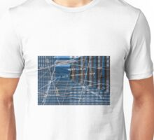 Data cubes, 2010, 100-70 cm, oil on canvas Unisex T-Shirt