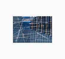 Data cubes, 2010, 100-70 cm, oil on canvas Unisex T-Shirt