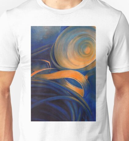 Detail nr 2, 100-70cm, oil on paper Unisex T-Shirt