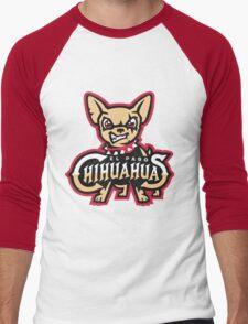 El Paso Chihuahuas Men's Baseball ¾ T-Shirt