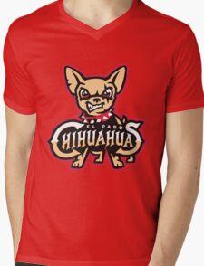 El Paso Chihuahuas Mens V-Neck T-Shirt