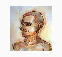 Human figure study nr1, 90-95cm, oil on paper Unisex T-Shirt