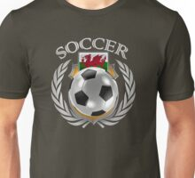 Wales Soccer 2016 Fan Gear Unisex T-Shirt
