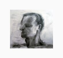 Human figure study nr3, 90-95cm, charcoal Unisex T-Shirt