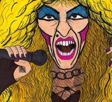 Dee Snider Sticker