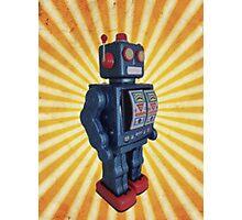 ROBOT INVASION 2! Photographic Print