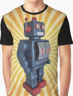 ROBOT INVASION 2! Graphic T-Shirt