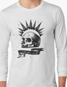 Chloe Price Misfit Skull Shirt (Affordable Tanktop version) Long Sleeve T-Shirt