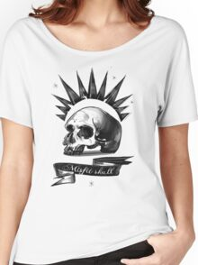 Chloe Price Misfit Skull Shirt (Affordable Tanktop version) Women's Relaxed Fit T-Shirt