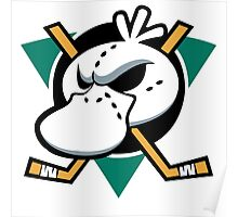 The Mighty Ducks Poster
