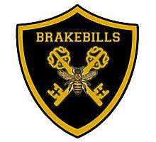 Brakebills Small Crest Photographic Print