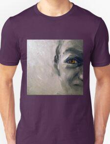 Snake eyes, 2010, 30-30cm, oil on cardboard T-Shirt