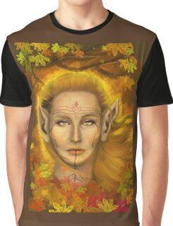 Autumn Fae Graphic T-Shirt
