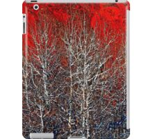 White Trees by Lena Owens/OLena Art iPad Case/Skin