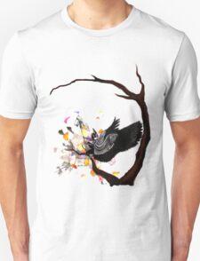 Sitting Raven T-Shirt