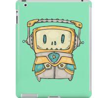 Cute Robot iPad Case/Skin