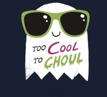 Too Cool To Ghoul One Piece - Long Sleeve