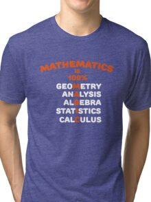 Math is Magic Tri-blend T-Shirt