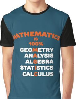 Math is Magic Graphic T-Shirt