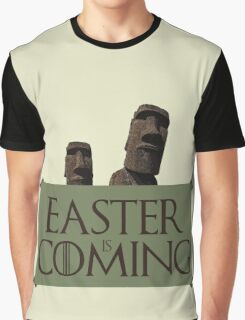 Easter is coming - GOT parody Graphic T-Shirt