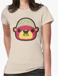 PASCAL ANIMAL CROSSING Womens Fitted T-Shirt