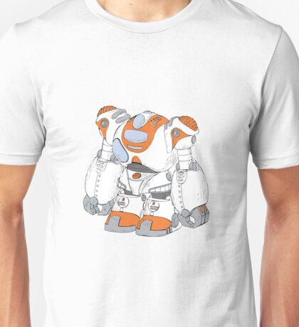 Anime Robot Unisex T-Shirt