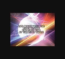 U2 Crystal Ballroom Color Unisex T-Shirt