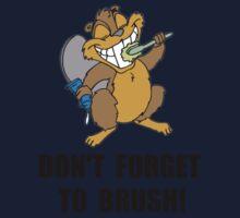 Beaver Brush One Piece - Long Sleeve