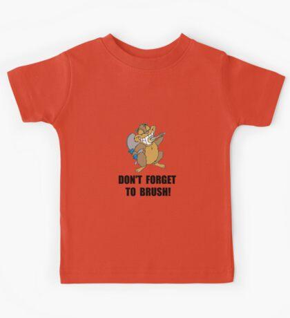 Beaver Brush Kids Tee