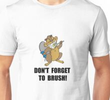 Beaver Brush Unisex T-Shirt